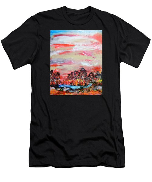 Homestead By Colleen Ranney Men's T-Shirt (Athletic Fit)