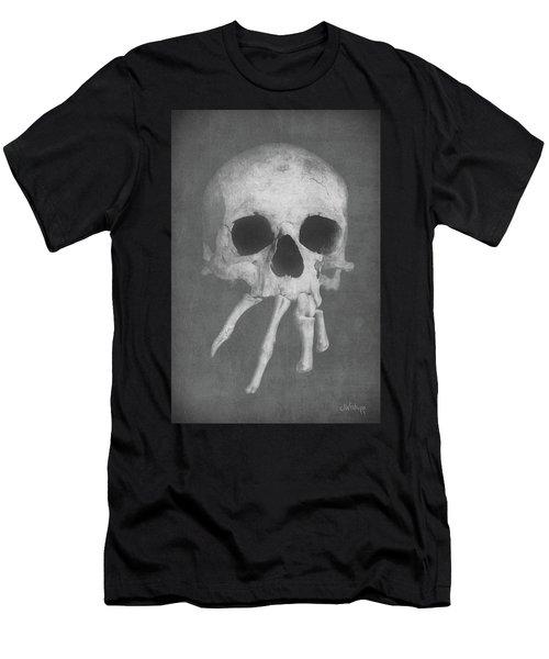Homo Spidercus Men's T-Shirt (Slim Fit) by Joseph Westrupp