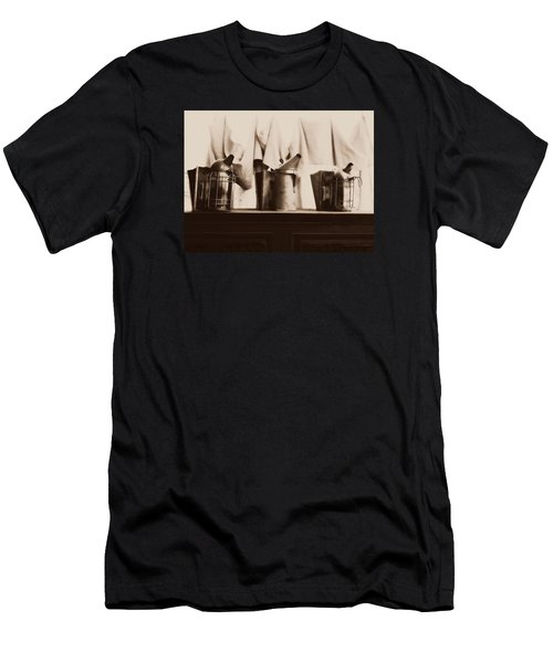 Honeybee Smokers Men's T-Shirt (Athletic Fit)