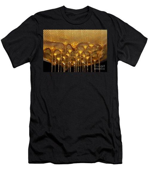 Honey Drip Men's T-Shirt (Athletic Fit)