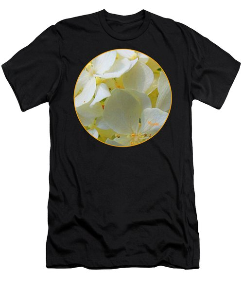 Honeysuckle Blossoms Men's T-Shirt (Athletic Fit)