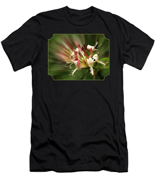 Honeysuckle Breeze Men's T-Shirt (Athletic Fit)
