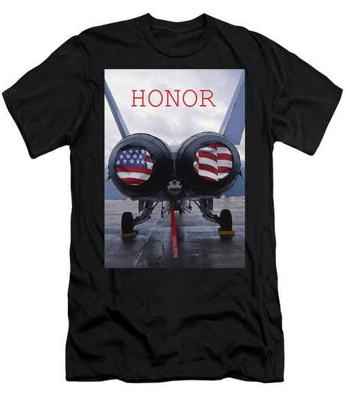 Honor Men's T-Shirt (Athletic Fit)