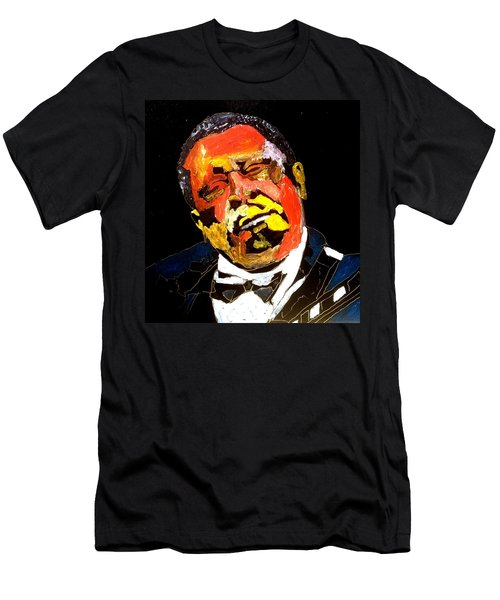 Honoring Bb King Men's T-Shirt (Athletic Fit)