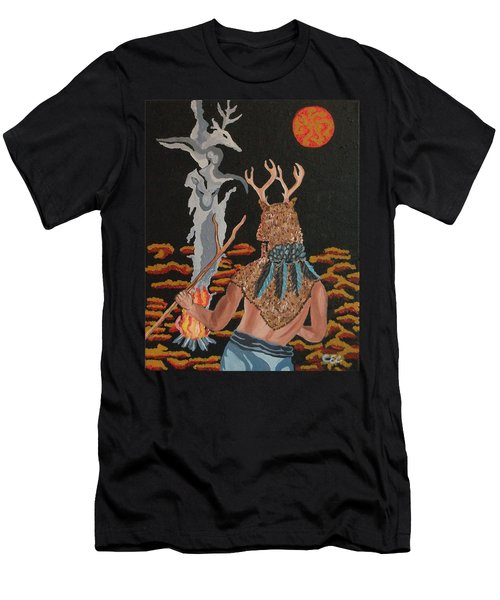 Honoring Men's T-Shirt (Slim Fit) by Carolyn Cable