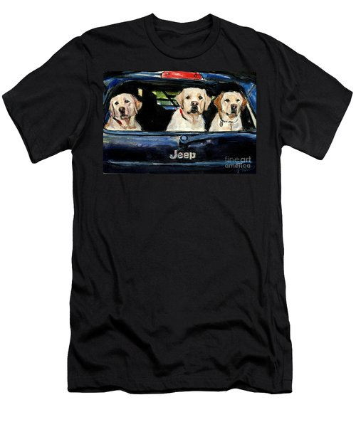 Hooligans Men's T-Shirt (Slim Fit) by Molly Poole