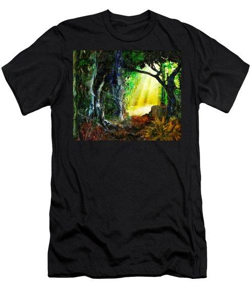 Hope Men's T-Shirt (Slim Fit) by Francesa Miller