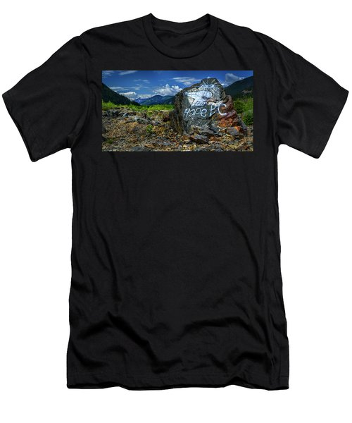 Men's T-Shirt (Athletic Fit) featuring the photograph Hope II by John Poon