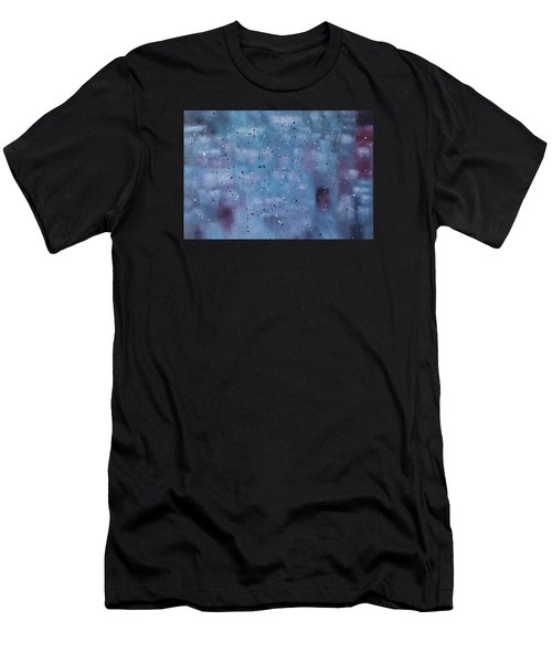 Hope Is Happiness... Men's T-Shirt (Athletic Fit)