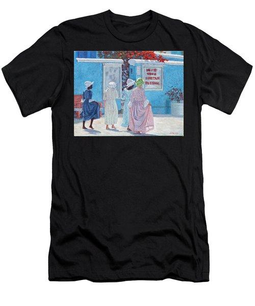 Hope Town Heritage Festival Men's T-Shirt (Athletic Fit)