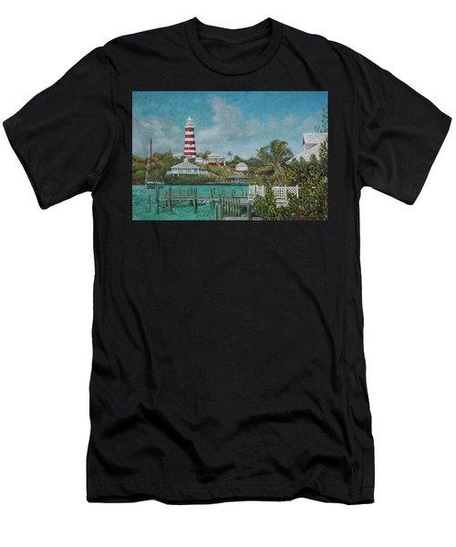 Hope Town Memory Men's T-Shirt (Athletic Fit)