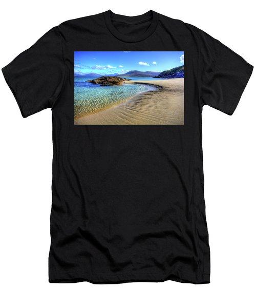 Horgabost - Isle Of Harris Men's T-Shirt (Athletic Fit)
