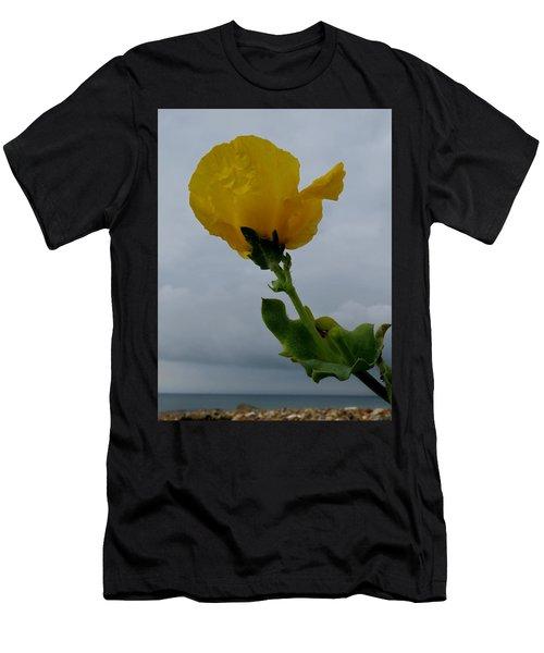 Horned Poppy Men's T-Shirt (Athletic Fit)