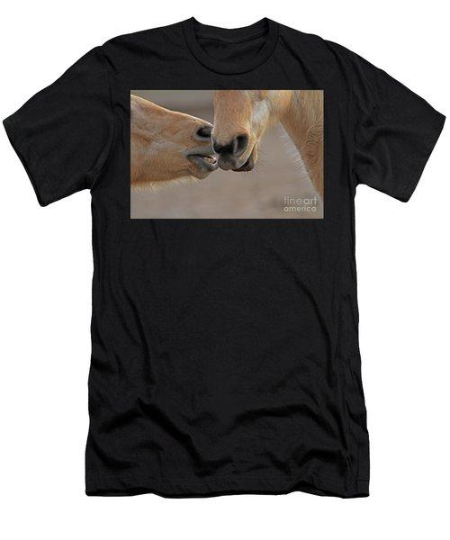 Horse Whisperer  Men's T-Shirt (Athletic Fit)
