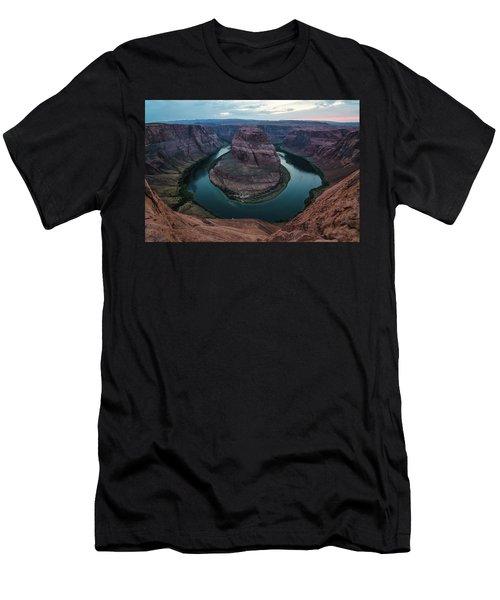 Horseshoe Bend Men's T-Shirt (Athletic Fit)