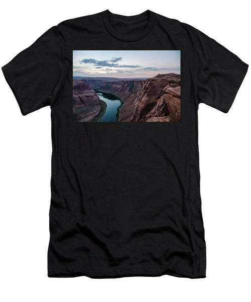 Horseshoe Bend No. 2 Men's T-Shirt (Athletic Fit)