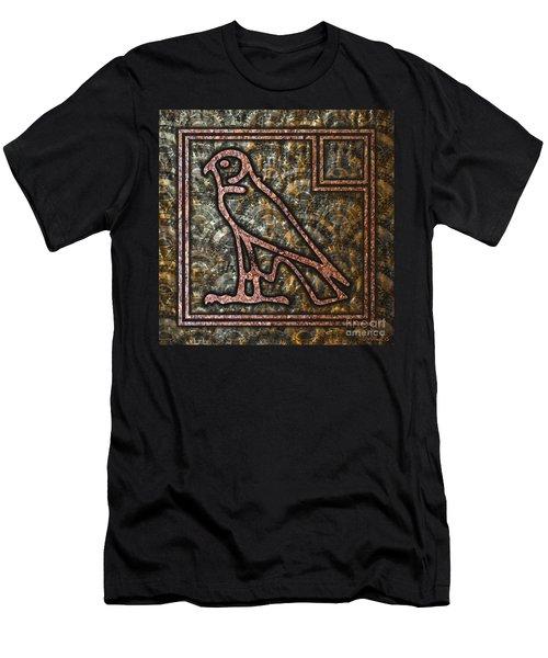 Horus Falcon Men's T-Shirt (Athletic Fit)