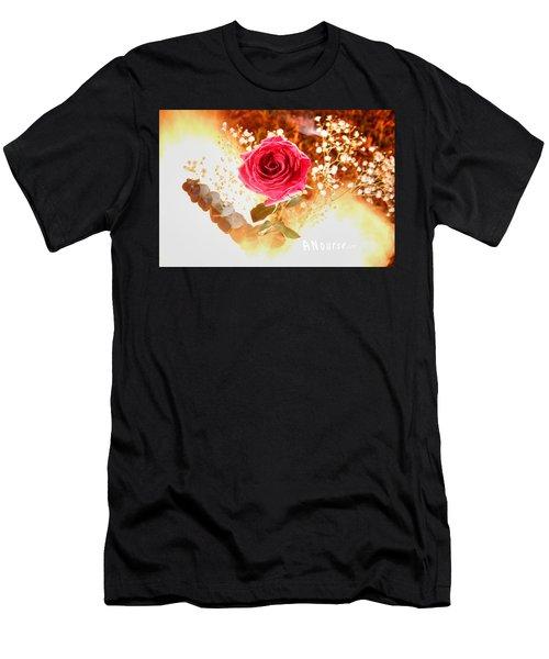 Hot Beauty Men's T-Shirt (Athletic Fit)
