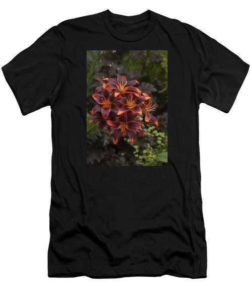 Hot Bouquet Men's T-Shirt (Athletic Fit)