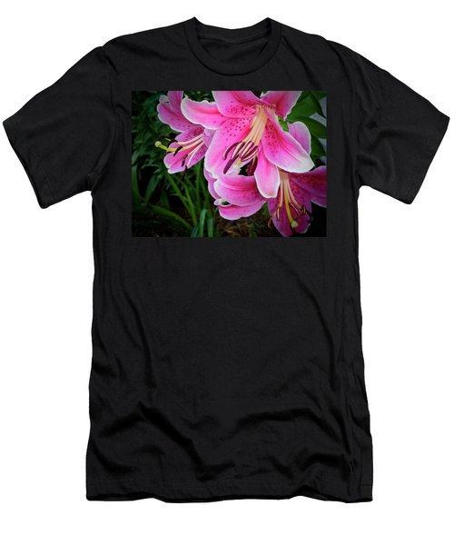 Star Gazer Men's T-Shirt (Athletic Fit)