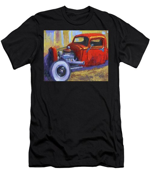 Hot Rod Chevy Truck Men's T-Shirt (Athletic Fit)