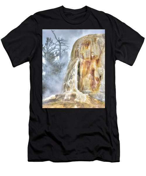 Hot Springs Men's T-Shirt (Athletic Fit)