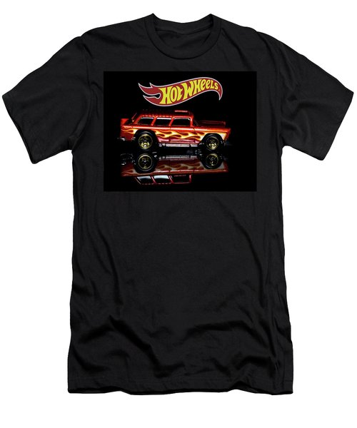 Hot Wheels '55 Chevy Nomad Men's T-Shirt (Athletic Fit)