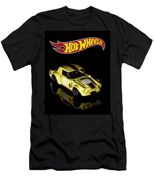 Hot Wheels Datsun Fairlady 2000 Men's T-Shirt (Athletic Fit)