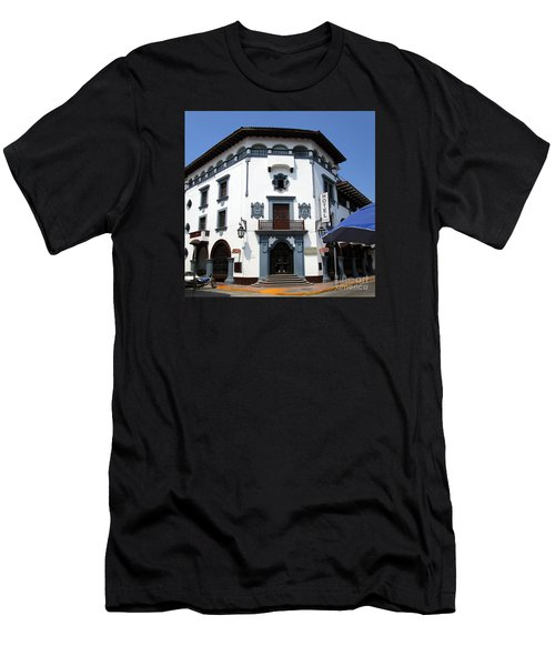 Hotel Colonial Men's T-Shirt (Athletic Fit)