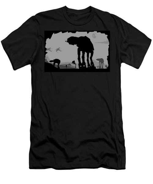 Hoth Machines Men's T-Shirt (Athletic Fit)