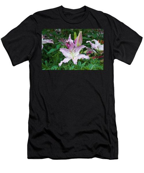 Hothouse Flowers - Longwood Gardens Men's T-Shirt (Athletic Fit)
