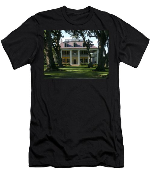 Houmas House Plantation Men's T-Shirt (Athletic Fit)