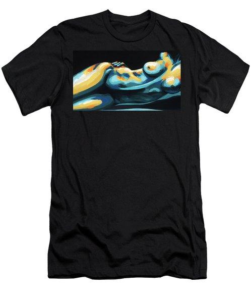 Hour Glass Men's T-Shirt (Athletic Fit)