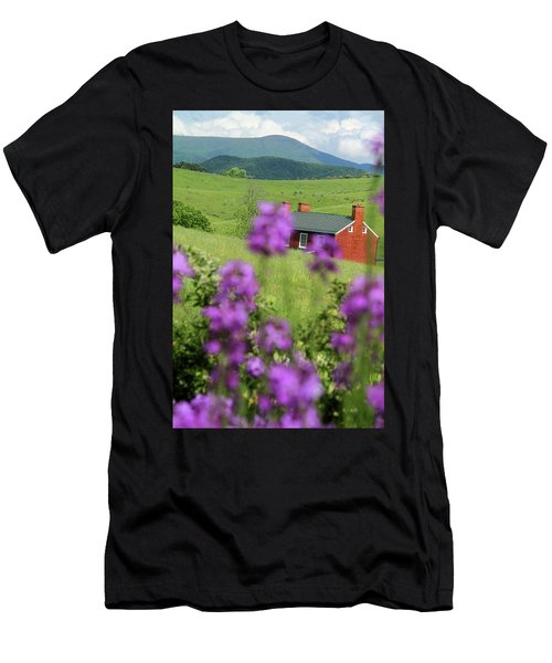House On Virginia's Hills Men's T-Shirt (Athletic Fit)