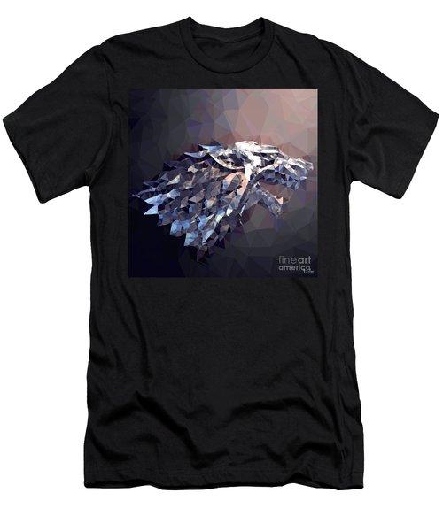 House Stark Men's T-Shirt (Athletic Fit)