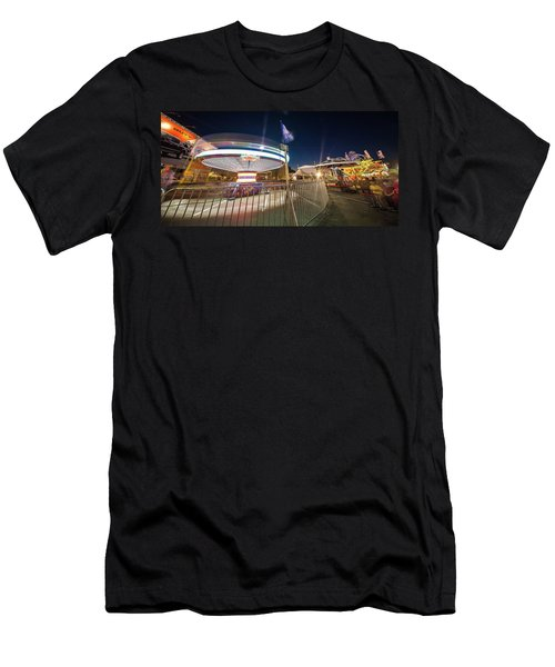 Houston Texas Live Stock Show And Rodeo #11 Men's T-Shirt (Athletic Fit)