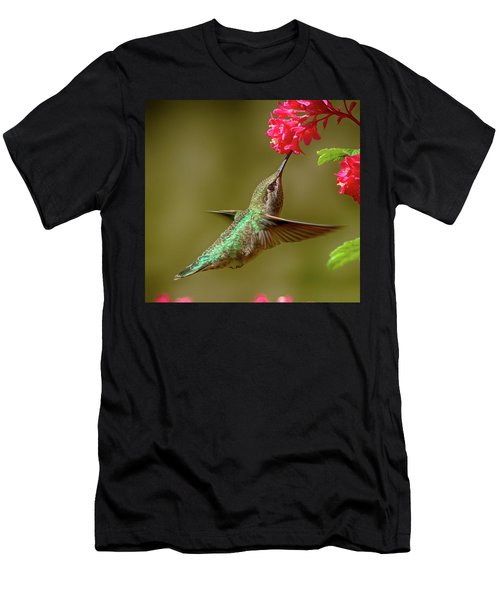 Hover Lunch Men's T-Shirt (Athletic Fit)