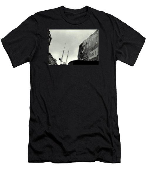How Good Men's T-Shirt (Slim Fit) by David Gilbert