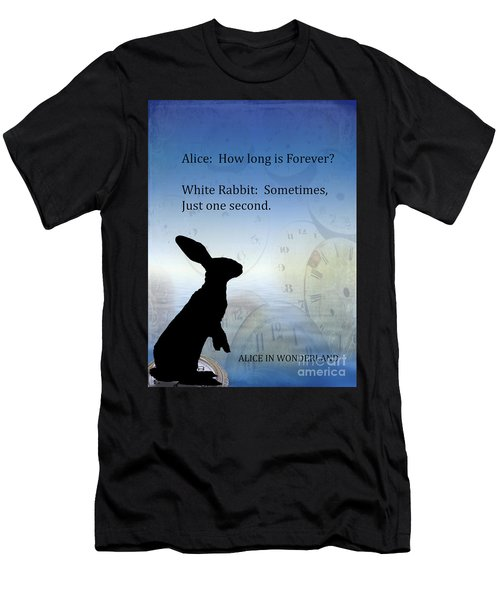 How Long Is Forever Men's T-Shirt (Athletic Fit)