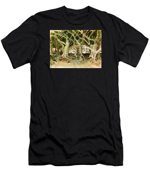 Howley's Banyans Men's T-Shirt (Athletic Fit)