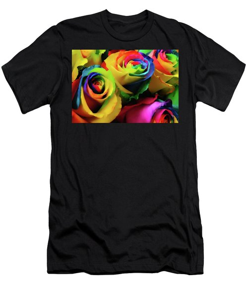 Hue Heaven Men's T-Shirt (Slim Fit)