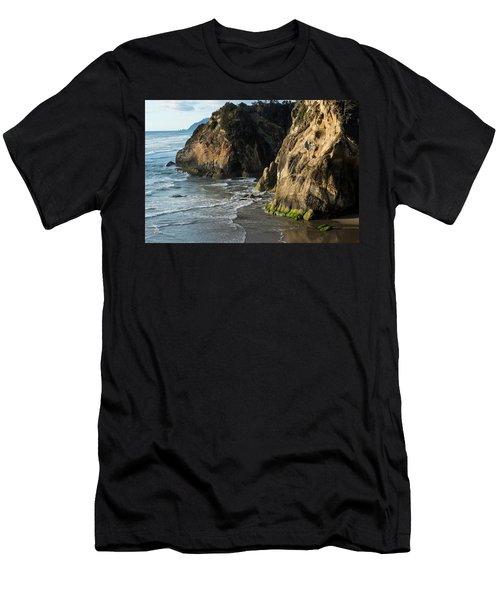 Hug Point Men's T-Shirt (Athletic Fit)