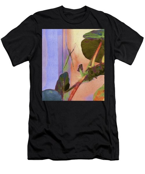 Giant Orb Spider Men's T-Shirt (Athletic Fit)