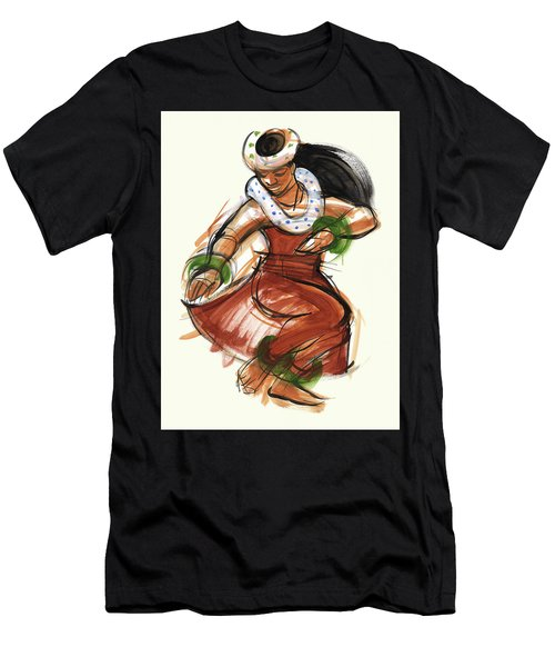Hula Kona Men's T-Shirt (Athletic Fit)