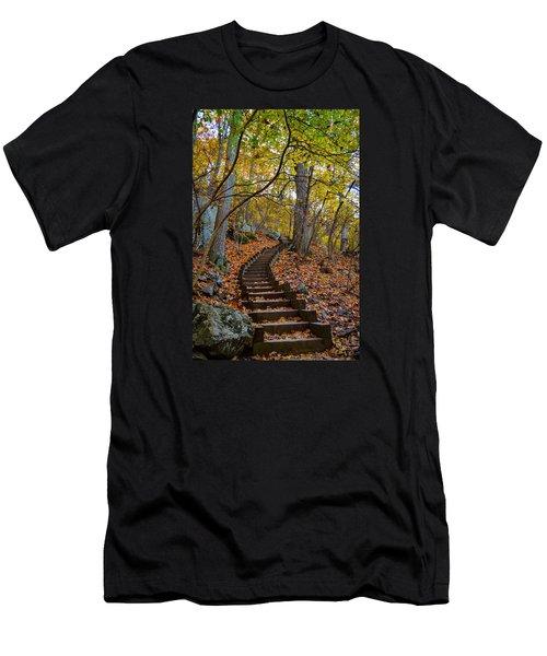 Humpback Rock Trail Men's T-Shirt (Athletic Fit)
