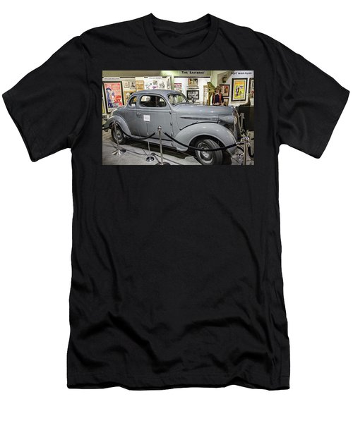 Humphrey Bogart High Sierra Car Men's T-Shirt (Athletic Fit)