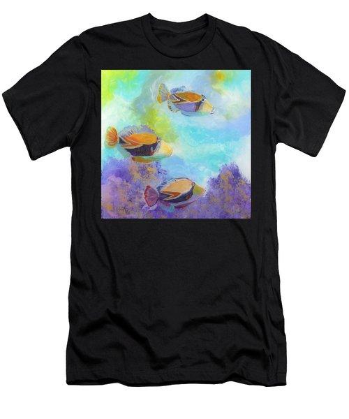 Humuhumu 6 Men's T-Shirt (Athletic Fit)