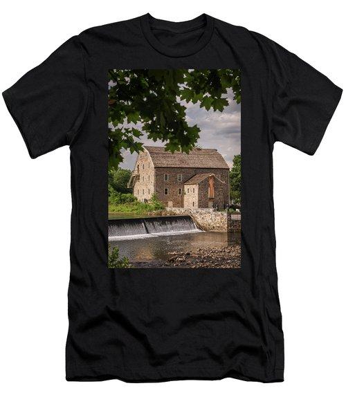Hunterdon Art Museum Clinton Nj Men's T-Shirt (Athletic Fit)