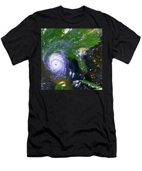 Hurricane Andrew, Goes Image, 1992 Men's T-Shirt (Athletic Fit)