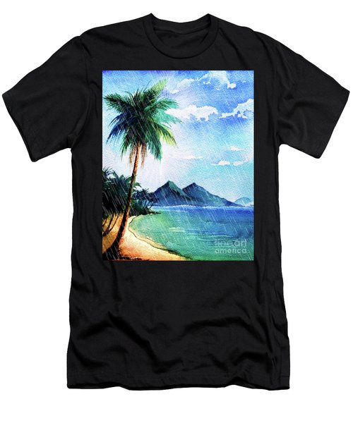 Hurricane Season Men's T-Shirt (Athletic Fit)